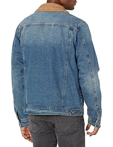 Billabong Men's Barlow Trucker Jacket, Ocean wash, L image https://images.buyr.com/OV18L7E_7DCD5109453D0C54D1C496B700A54D0F4C87823F1BCE3CB25DC928D7794AA455-Fd6F1Ail1HXSmHSIc_XAGQ.jpg1