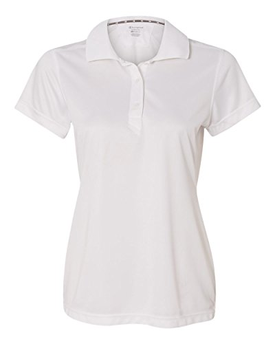 Champion Double Dry Ultimate Polo, White, XX-Large image 1