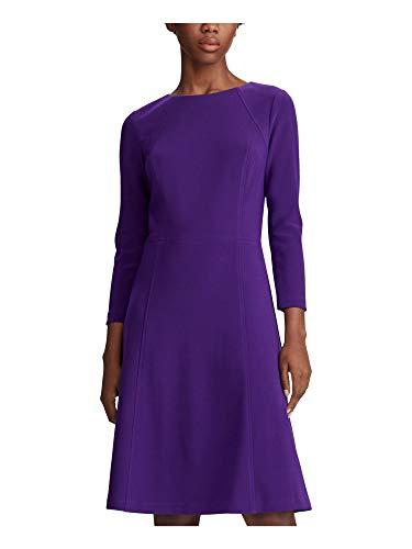 LAUREN RALPH LAUREN Womens Plus Greer Mini Solid Fit & Flare Dress Purple 4 image https://images.buyr.com/OV18L7E_83E10BE53E6B88473358F1CB659BDDC4FB5CD7F3DFE8D1D102FF21C3A596FF40-DvPkMrJHU8OQpgU1AJmETw.jpg1