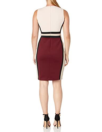 Calvin Klein Women's Colorbloack Sheath Dress, Blush/Rosewood Multi, 10 image https://images.buyr.com/OV18L7E_84501C9522A33333B1E63BECED61D7D1F169F528A7F27D182B95547A7CFB392F-b2ABAbeYfv91qpoSVONYTg.jpg1