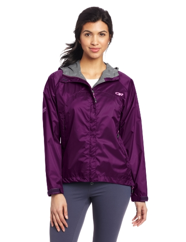 Outdoor Research Women's Palisade Jacket, Orchid, Medium image 1