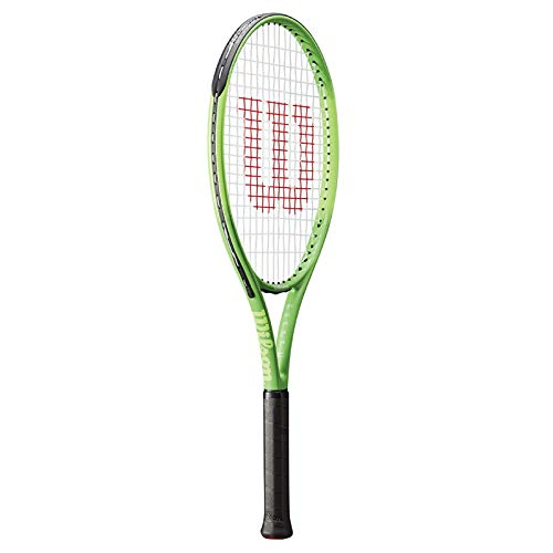 Wilson Blade Feel 26 Inch Pre-Strung Junior Tennis Racquet - Bundled with a 3-Pack of Black Overgrips and 1 Can of Tennis Balls (3 Balls) (Best Racquet for Young Beginner Players) image https://images.buyr.com/OV18L7E_87D96C6530378E7A2ECF3BF87960E5444744170BF69D0A3059A431EFDE0115F8-OzLsuVwUpA0cY-7KoQ99Bw.jpg1