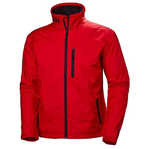 Helly Hansen Men's Crew Waterproof Windproof Breathable Rain Coat Jacket, 222 Alert Red, X-Small image https://images.buyr.com/OV18L7E_885F23618ED59A7A8614399518B7EDB436AE2AE88DAE4085EF1E1F0A1CD39F01-GCnc_135q-Fo3qG0-PSplw.jpg1