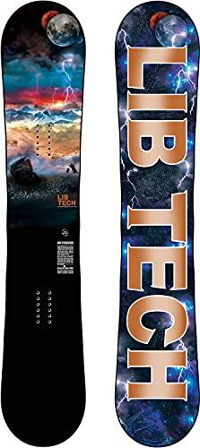 Lib Tech Burtner Box Scratcher Wide Snowboard Mens Sz 153cm (W) image 1