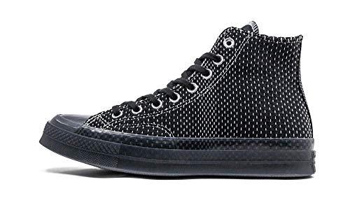 Converse Men's Shoes Chuck 70 Hi Black Size 10 image 1