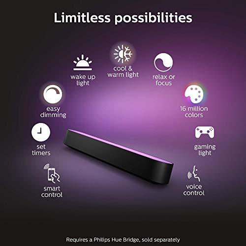Philips - Hue Play Starter Kit - Black image https://images.buyr.com/OV18L7E_90BB4284C2E23C0D1C754D7EAAD81DA0EF5ABE71E9A95E5B72E7C61D33E2F564-xOaZEnDDC0nypi9bPCsAXw.jpg1