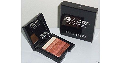 Bobbi Brown Mini Shimmer Brick Compact Bronze image 1
