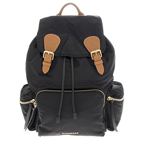 Burberry Women's Large 'Rucksack' Backpack Black image 1