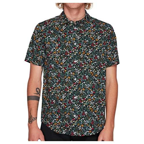RVCA Costello Short Sleeve Shirt Medium Multi image 1