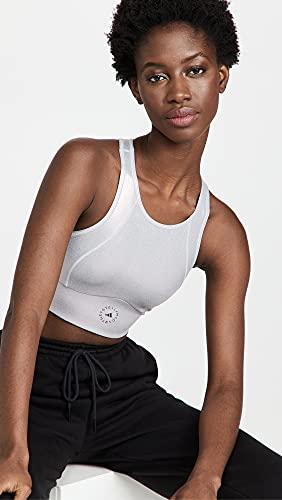 adidas by Stella McCartney Women's Shine Crop Top, Hazy Rose, Silver, Grey, Metallic, Small image https://images.buyr.com/OV18L7E_939E941263051DD44449F0ED2ED693CC3527D160F106D3FAF66DEDE6C1EE40F0-p0-H_krx3rISEf51AMe5wQ.jpg1