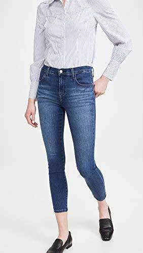 J Brand Women's Alana High Rise Crop Skinny Jeans, Intrepid, Blue, 23 image https://images.buyr.com/OV18L7E_93C8A6A9C5DC8C9E4F7FA1B888E3E1E297705DCDEB515579BF85232D8B0C3BC9-KFgW0qqxU7k61BuYMJmPbA.jpg1