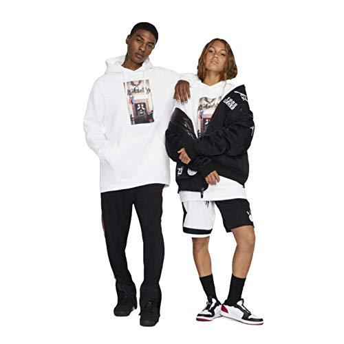 Nike Jordan Jumpman Chimney Men's Fleece Pullover Hoodie (XL) White image https://images.buyr.com/OV18L7E_9492A5759B671FD3E5188670BF16F1043F56BF5AA901D6C7BA0484F3EA19501F-1LK3HNynE7LSPNNwxCJ12Q.jpg1