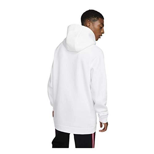 Nike Jordan Jumpman Chimney Men's Fleece Pullover Hoodie (XL) White image https://images.buyr.com/OV18L7E_9492A5759B671FD3E5188670BF16F1043F56BF5AA901D6C7BA0484F3EA19501F-4YQBvnJMD5MvVY4mdFxgGw.jpg1