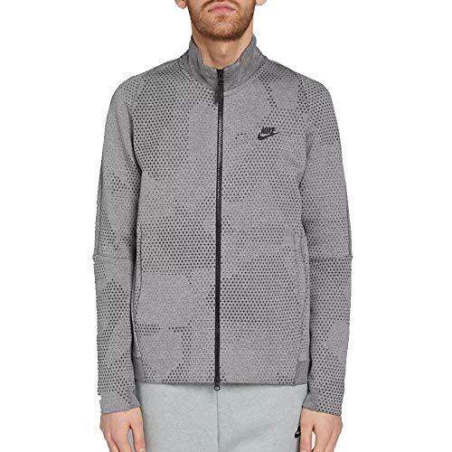 Nike Men's Sportswear Tech Fleece Jacket GX 1.0 886172 091 694 (Carbon Heather, s) image https://images.buyr.com/OV18L7E_95C1422A03C43B265F36F9E612010F3285F4EB6D21F6F17AF1CA374370CD8AD1-a6Gs_b9wVXMQ7Kv3le0Vfw.jpg1
