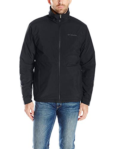 Columbia Men's Northern Bound Jacket, Black, XX-Large image 1