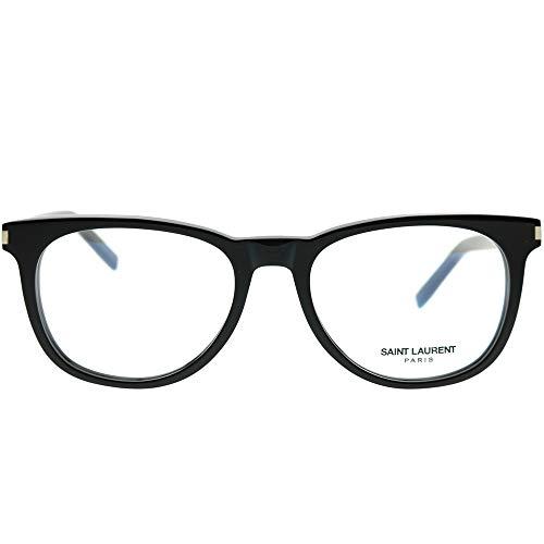 Saint Laurent SL 225 001 Black Plastic Square Eyeglasses 52mm image https://images.buyr.com/OV18L7E_9943DA81473360850F7E2E4A0B100331890C70BCBBEB2E9464767ACAD4297DFF--q_dZXLBcACkxC455fPnMw.jpg1