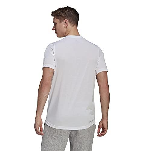 adidas mens FR Tee White/Black Large image https://images.buyr.com/OV18L7E_9AFFEC6FFC32259C0856887DA53E4979DAFB56FDDB99D0AC3917ACD2B44EEBE3-cQCdmRUTKsPFpQuUVcTXIg.jpg1