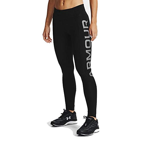 Under Armour Qualifier Ignight ColdGear Women's Running Tights - AW20 - X Small - Black image 1