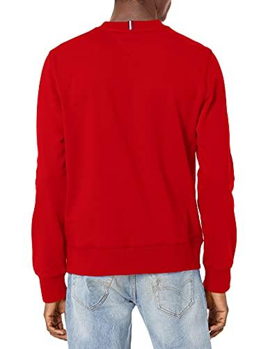 Tommy Hilfiger Men's Logo Sweatshirt, Apple RED, LG image https://images.buyr.com/OV18L7E_9C24BC76F83FBF3B81CED6BB02606A81CB3CE3549A7CE49625A1FCE31C46CFE0-v3OS8MsXfTCvRPB_mdLthQ.jpg1