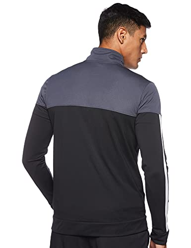 Under Armour Men's Sportstyle Pique Jacket , Stealth Gray (008)/White , Small image https://images.buyr.com/OV18L7E_9C77AFFEB13367ACDA517BF63868C60C26DFCD39E26E664ED63730DB3A448CA-j7md193_57vWncJAgyZXRg.jpg1