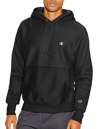 Champion Life Adult Reverse Weave Pullover Hoodie, M, 2 White image 1