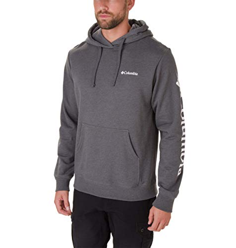Columbia Men's Viewmont II Sleeve Graphic Hoodie Sweater, Charcoal Heather, Large image https://images.buyr.com/OV18L7E_9E3DD0D8340599994C289BF2F7C606FB94EF243F93B1488183C2E76492A35899-f1E-Rkm8urwJ1JYTIrRyvg.jpg1