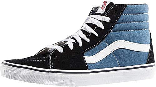 Vans Off The Wall Old Skool Sneakers (Navy) Men's Skateboarding Shoes image 1