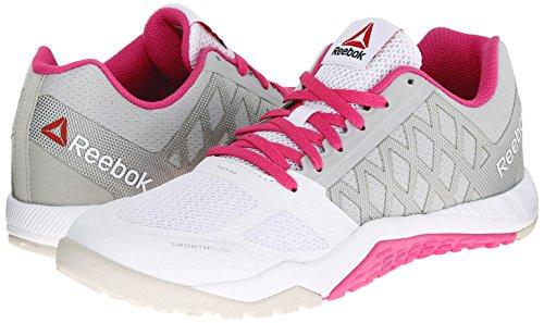 Reebok Women's ROS Workout TR-W, Steel/White/Charged Pink, 5.5 M US image https://images.buyr.com/OV18L7E_A3B604B6E3B2565F0135F3502CC5E894DF658C8443D9A4B612A999CB3967FA3-vUKuTIy8dFBdafropMVBCQ.jpg1