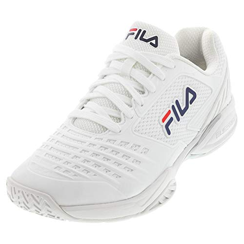 Fila Women's Axilus 2 Energized Shoes White/White/Navy 6 image 1