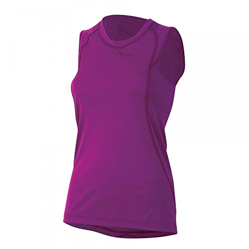 PEARL IZUMI Women's Ultra Inside Out Singlet, Orchid, X-Large image 1
