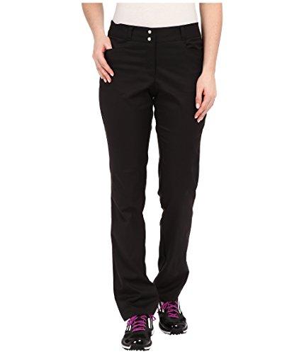 adidas Golf Women's Essentials Lightweight Full Length Pants, Black, Size 8 image 1