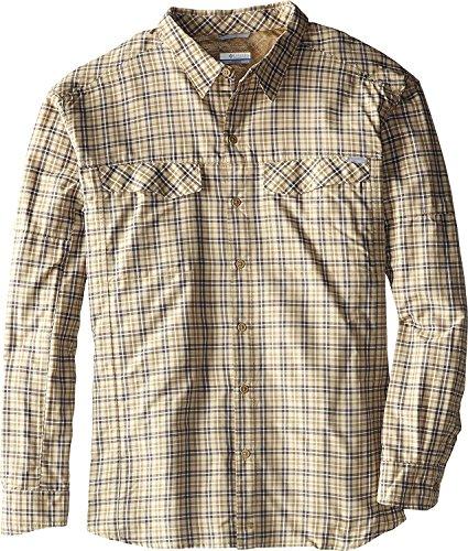 Columbia Sportswear Mens Silver Ridge Plaid Long Sleeve Shirt, Crouton Rip Stop Plaid, 2X image https://images.buyr.com/OV18L7E_AEFFE58995BF456DB93EA24994F8C7CAEE5652D2B1B85B046651EF289B8D19D2-E6ELpLIO3y4ed-Pkj6rfEA.jpg1