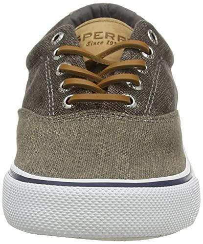 Sperry Men's Striper II CVO Nautical Sneaker, Olive Tonal, 4.5 image https://images.buyr.com/OV18L7E_AFBE71B516E0FE8A095AC07F4625EB7365F904047CBC7BBA871400CDFE218AA7-WXHBQElQ2IbotJo_g8OcWA.jpg1