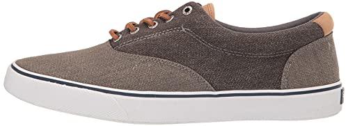 Sperry Men's Striper II CVO Nautical Sneaker, Olive Tonal, 4.5 image https://images.buyr.com/OV18L7E_AFBE71B516E0FE8A095AC07F4625EB7365F904047CBC7BBA871400CDFE218AA7-naS3yY0Kcd5eqKwh89ldng.jpg1