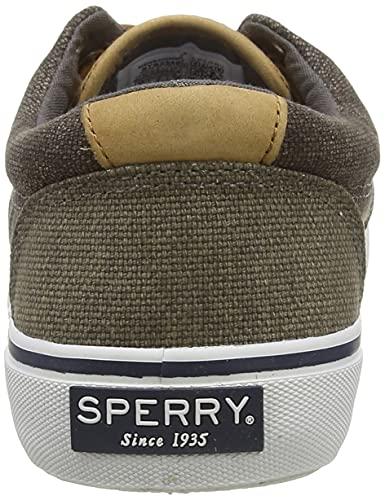Sperry Men's Striper II CVO Nautical Sneaker, Olive Tonal, 4.5 image https://images.buyr.com/OV18L7E_AFBE71B516E0FE8A095AC07F4625EB7365F904047CBC7BBA871400CDFE218AA7-psuq_qW9m39e7ov5lRu97w.jpg1