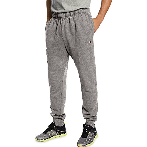 Champion Men's Powerblend Retro Fleece Jogger Pants image 1