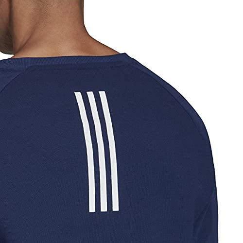 adidas Men's Essentials 3-Stripes Fleece Crew Sweatshirt (Navy Blue, Medium) image https://images.buyr.com/OV18L7E_B98C15E749000A369276B27F491C35440E1BC4ED1E806B496CC5F8F3C65869F2-LK-YOn--R2cEVDHS5h11cw.jpg1