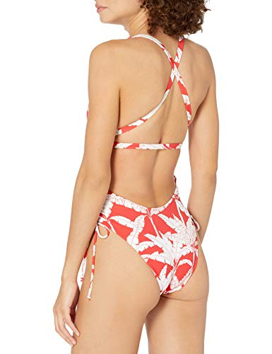 Body Glove Women's Missy Ruched Side V-Neck One Piece Swimsuit, Tropik Vibe Floral, X-Large image https://images.buyr.com/OV18L7E_B98F64D43B22EA084E62D6F008A60CB739835A1DEB7526C9EBA2C52B74A2987F-jEi1w2ExaHgxkayvuuVc3g.jpg1