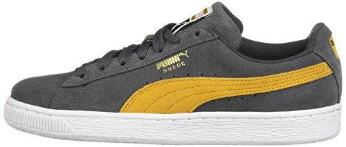 PUMA Men's Suede Classic Sneaker, Iron gate-Buckthorn Brown White, 9 M US image https://images.buyr.com/OV18L7E_B9CBDB088358831F8E0323311D4389E152243CDEBAFC85057F721FFAA51A025F-oVC1_4E3xtB0dkcMj3Q0hg.jpg1