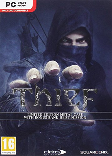 Thief - Limited Edition Metal Case with Bonus Bank Heist Mission (PC DVD) image 1