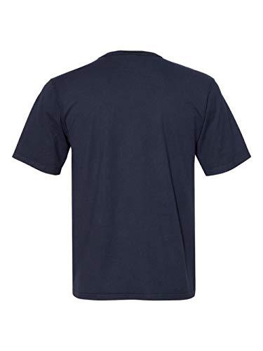 Champion Mens Garment Dyed Short Sleeve T-Shirt (CD100) -Navy -L image https://images.buyr.com/OV18L7E_BB9FF9C76C0FDE5CE70ECDF09C9AB831DA28D2DC2994D376D90F7A13A087C49D-6oUzvWmNauLYv6pVusJX-g.jpg1