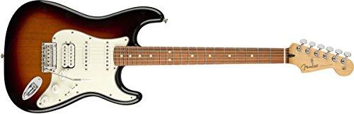 Fender Player Stratocaster HSS Electric Guitar - Pau Ferro Fingerboard - 3 Color Suburst image 1