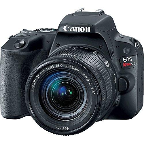 Canon EOS Rebel SL2 DSLR Camera + 18-55mm IS STM + 1yr Warranty -64GB Kit Bundle image https://images.buyr.com/OV18L7E_C2FDC723AE820A46F5325400EFDC066002C293E0A04EA3932AA51E78CDEF7ECC-xASXCmn3XOIHS7GDE-Oeww.jpg1