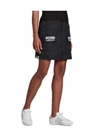 adidas Originals Women's Vocal Skirt Black, X-Large image 1
