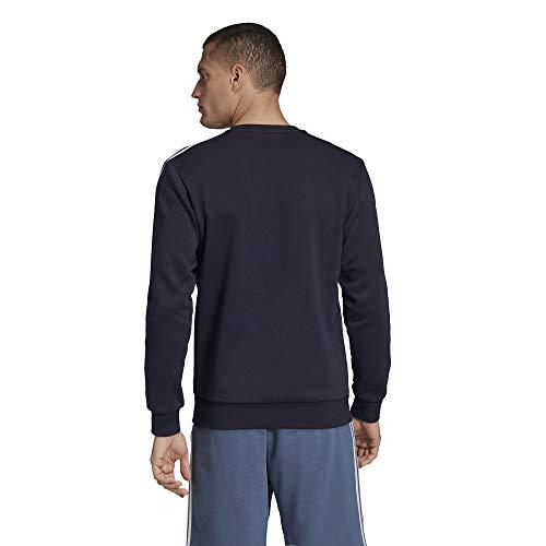 adidas Essentials Men's 3-Stripes Sweatshirt, Legend Ink, Medium image https://images.buyr.com/OV18L7E_C42AB97BF4504655E86A7F7E914D38BA54091B3CFE0E34841D63FF052C857CCC-DO5iKaYP20u3PVCMkOlcwg.jpg1