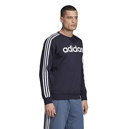 adidas Essentials Men's 3-Stripes Sweatshirt, Legend Ink, Medium image https://images.buyr.com/OV18L7E_C42AB97BF4504655E86A7F7E914D38BA54091B3CFE0E34841D63FF052C857CCC-b1M7JTm_sKZEoPBEWyf81w.jpg1