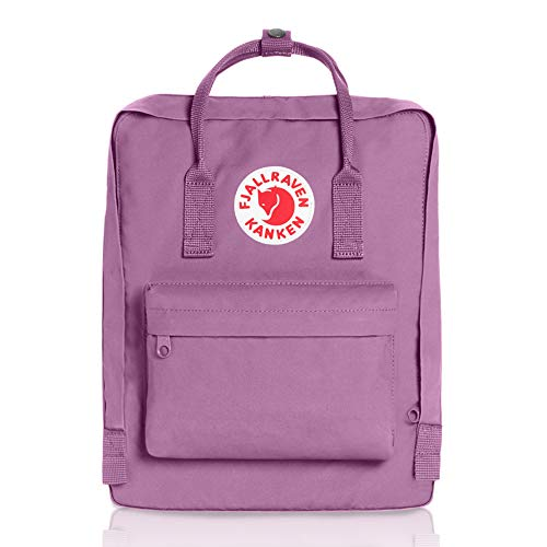 Fjallraven Men's Kanken Backpack, Orchid, One Size image 1