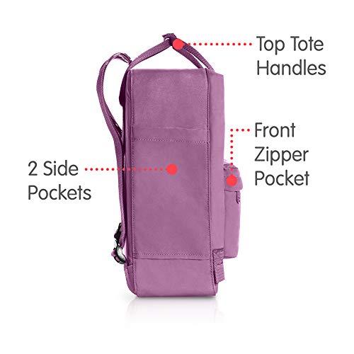 Fjallraven Men's Kanken Backpack, Orchid, One Size image https://images.buyr.com/OV18L7E_C72669D4481A3C42C7667429D76B5137EF6E21F056BC521B2A07702C9BED7D3B-zTGkAcQXUTWtmyMvAYfpuQ.jpg1