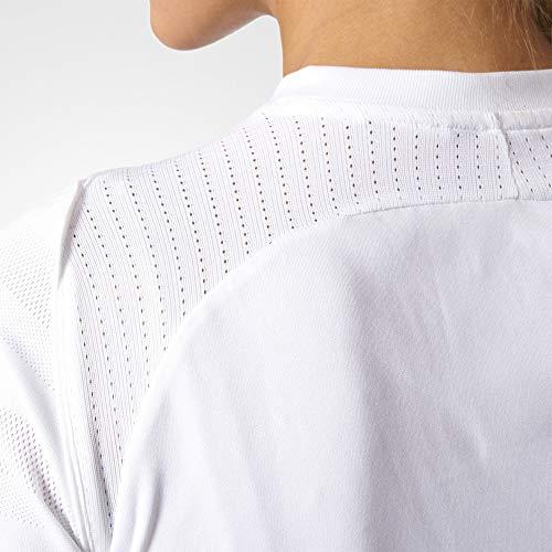 adidas Originals Women's 3-Stripes Tee (Pure White/Black, Small) image https://images.buyr.com/OV18L7E_C7A3DA7DFB8B51F3FB4FF35111AF1FED10E5652B0A820DD81BB2A4ABBDFB8925-VVFGXmcbbaB1luqGfy8X5Q.jpg1