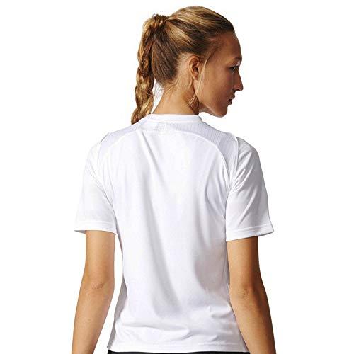 adidas Originals Women's 3-Stripes Tee (Pure White/Black, Small) image https://images.buyr.com/OV18L7E_C7A3DA7DFB8B51F3FB4FF35111AF1FED10E5652B0A820DD81BB2A4ABBDFB8925-XnQNITogiZ0n8IJTnaSZAg.jpg1